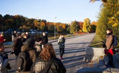 photowalk i stockholm