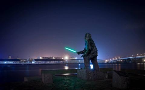 starwars-nattfotografering