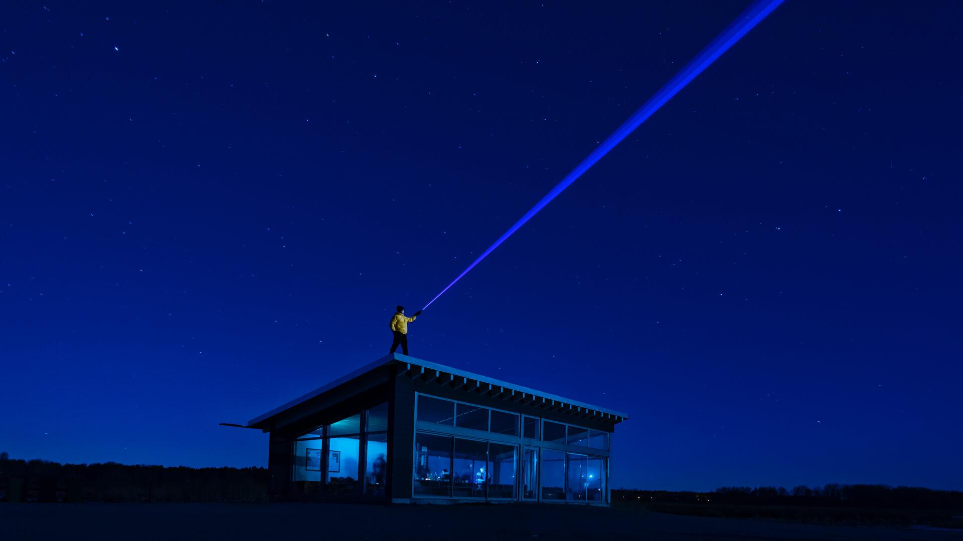 Lär dig kreativ nattfotografering. På kursen visar vi nattfotografering.