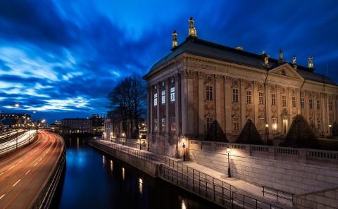 Fotokurs nattfotografering grundkurs