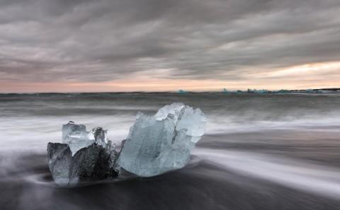 Fotoresa island landskap