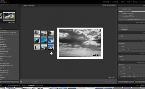 Lightroom introduktion Grundkurs