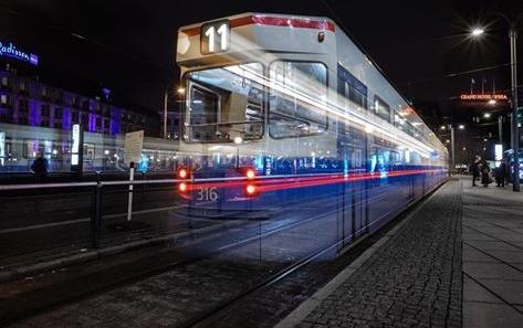 Nattfotografering i Göteborg