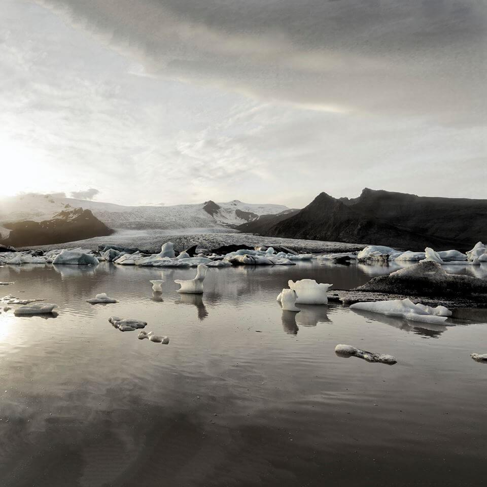 Island fotoresa följ med på magi