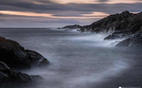 Naturfotografering landsort. Lär dig naturfotografering och upplev fantastiskt kustlandskap.