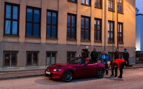 Lär dig bilgotografering i Stockholm och Göteborg