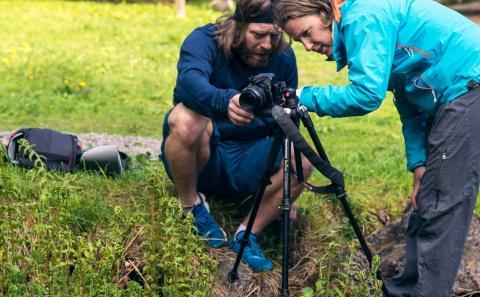 Ta en privat fotokurs i sommar för att förbättra din fotografering