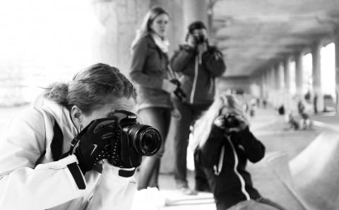Grundkurs foto för dig som vill lära dig grunderna i fotografering