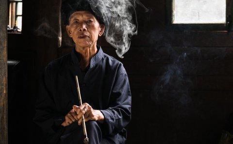 Fotoresa Kina med unika porträtt. Utveckla din fotografering