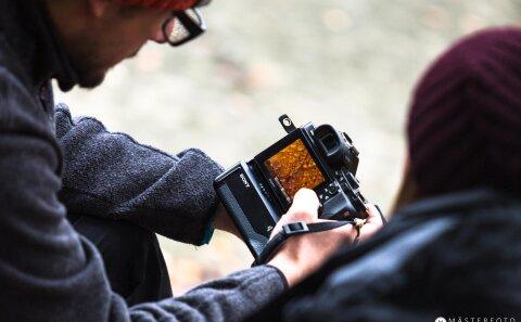 Fortsättningskurs Digitalfoto för att bli en bättre fotograf.