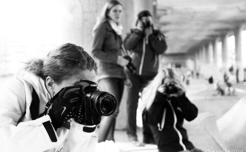 Lär dig ta bättre bilder med fotokurs för nybörjare