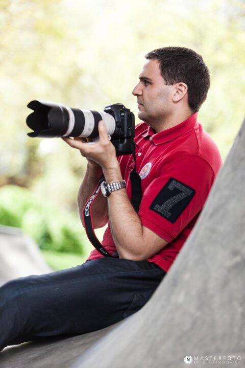 Foto kurser för nybörjare som lär dig grunderna i fotografering.
