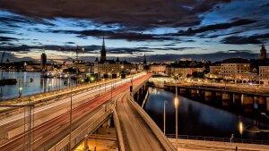 Fotokurs nattfoto Sverige