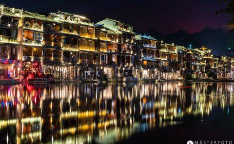 Resa till Kina med tema fotografering av porträtt och fantasi landskap.