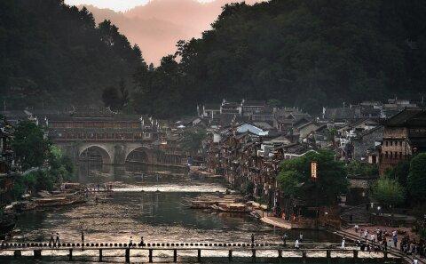 Följ med på en fotoresa till Kina