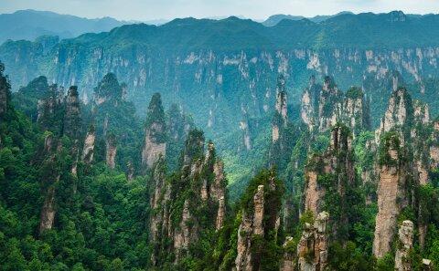 Fotoresor till Kina. Följ med på ett äventyr.