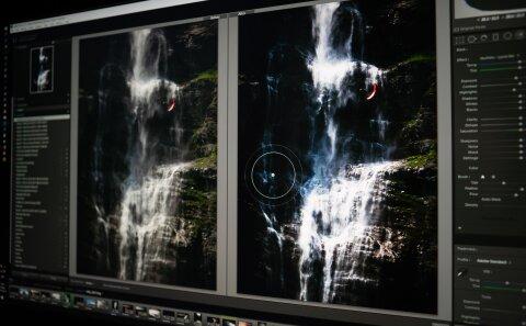 Lär dig bildbehandling lightroom classic Online redigering