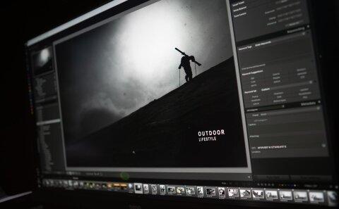 Lär dig bildbehandling Lightroom online fortsättningskurs