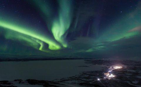 Fotografera norrsken i Abisko och lär dig hur man gör för att lyckas