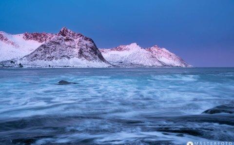Workshop Senja i Norge. Fotogafera fjordlandskap