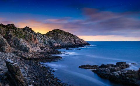 Fotografera månsken i kullaberg. Månskensfotografering i skåne ger dig ett nattligt äventyr.